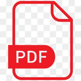 значок PDF скачать бесплатно - Компьютерные иконки в формате PDF расширение - значок PDF