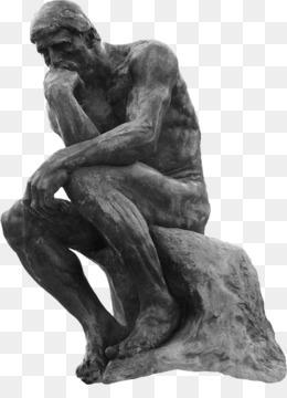 мыслитель скачать бесплатно - Мыслитель статуя бронзового изображения,  скульптуры - Мыслитель