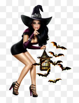 красивая ведьма скачать бесплатно - witch Portable Network Graphics Красивой Ведьмы, Образ Хэллоуин - ведьма